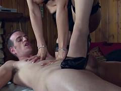 Порно видео садо оргазм