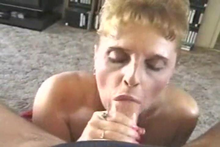 Busty mature tina mint pov blowjob