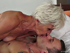 Can mature ride to orgasm share your