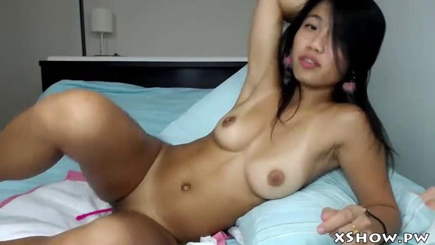 Japanese Horny Girl Orgasming On Webcam Movie From -8546